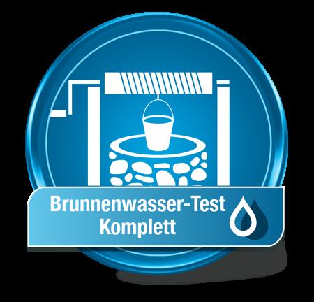 Brunnenwasseranalyse Maxi
